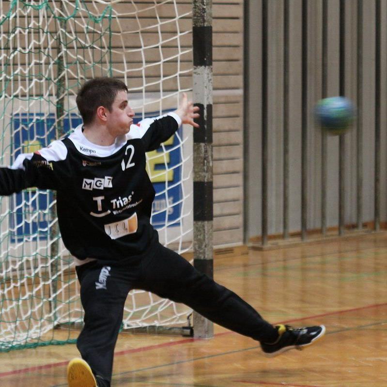 Feldkirchs Handballer gewinnen den Bezirkspokal.