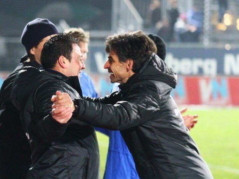FC Lustenau will gegen Grödig gewinnen.