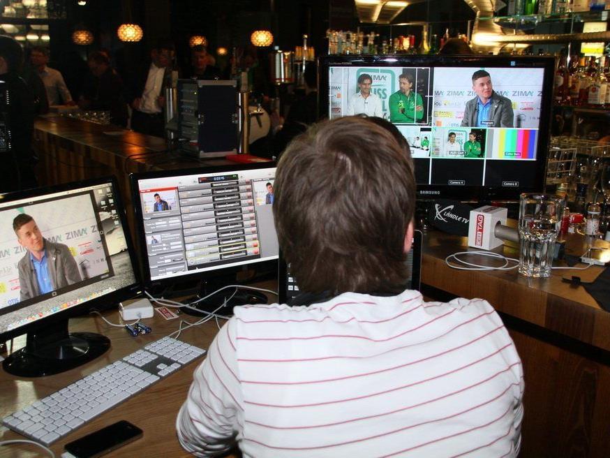 Der 2. Zima Fußballtalk wird auf VOL.AT im Livestream und Liveticker übertragen.