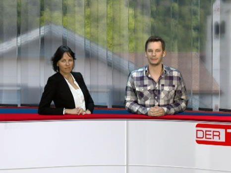 Isabell Bickel vom Garnmarkt zu Gast im Ländle TV Studio