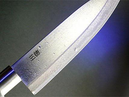 Mit einem Messer wurde eine Frau in Mödling brutal attackiert