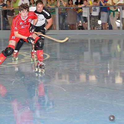 RHC Wolfurt spielt am Samstag gegen Genf