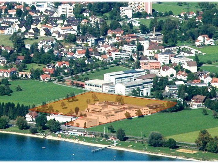 Um eine möglichst hochwertige Nutzung des ehemaligen Rupp-Areals zu erreichen, schreibt der Bauträger i+R Wohnbau GmbH einen städtebaulichen Wettbewerb aus.