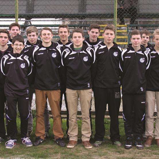 Die U-17-Spielgemeinschaft Göfis/Satteins weilte zu Ostern in Italien auf einem Turnier.