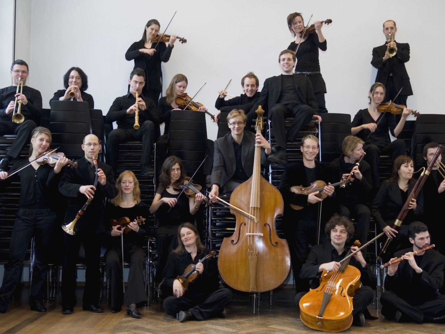 Das Barockorchester Concerto Stella Matutina vermittelt dem Publikum immer wieder die Lust am Neuen in der Alten Musik.