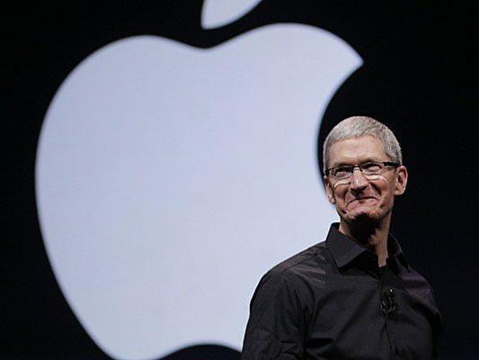 Für ein Treffen mit Apple-CEO Cook muss man tief in die Tasche greifen - für den guten Zweck.