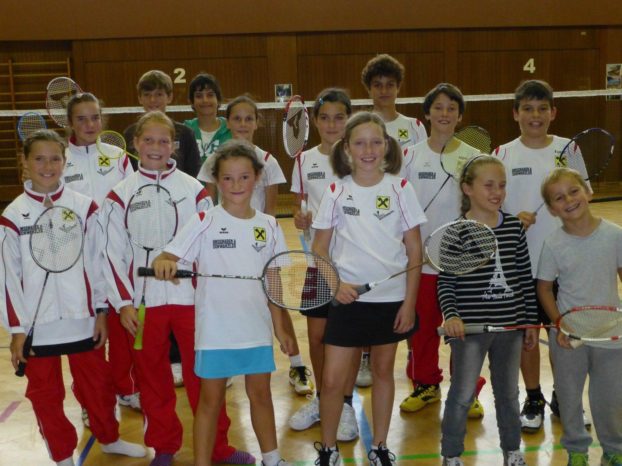 Die Badminton Nachwuchstitelkämpfe werden in Dornbirn ausgetragen
