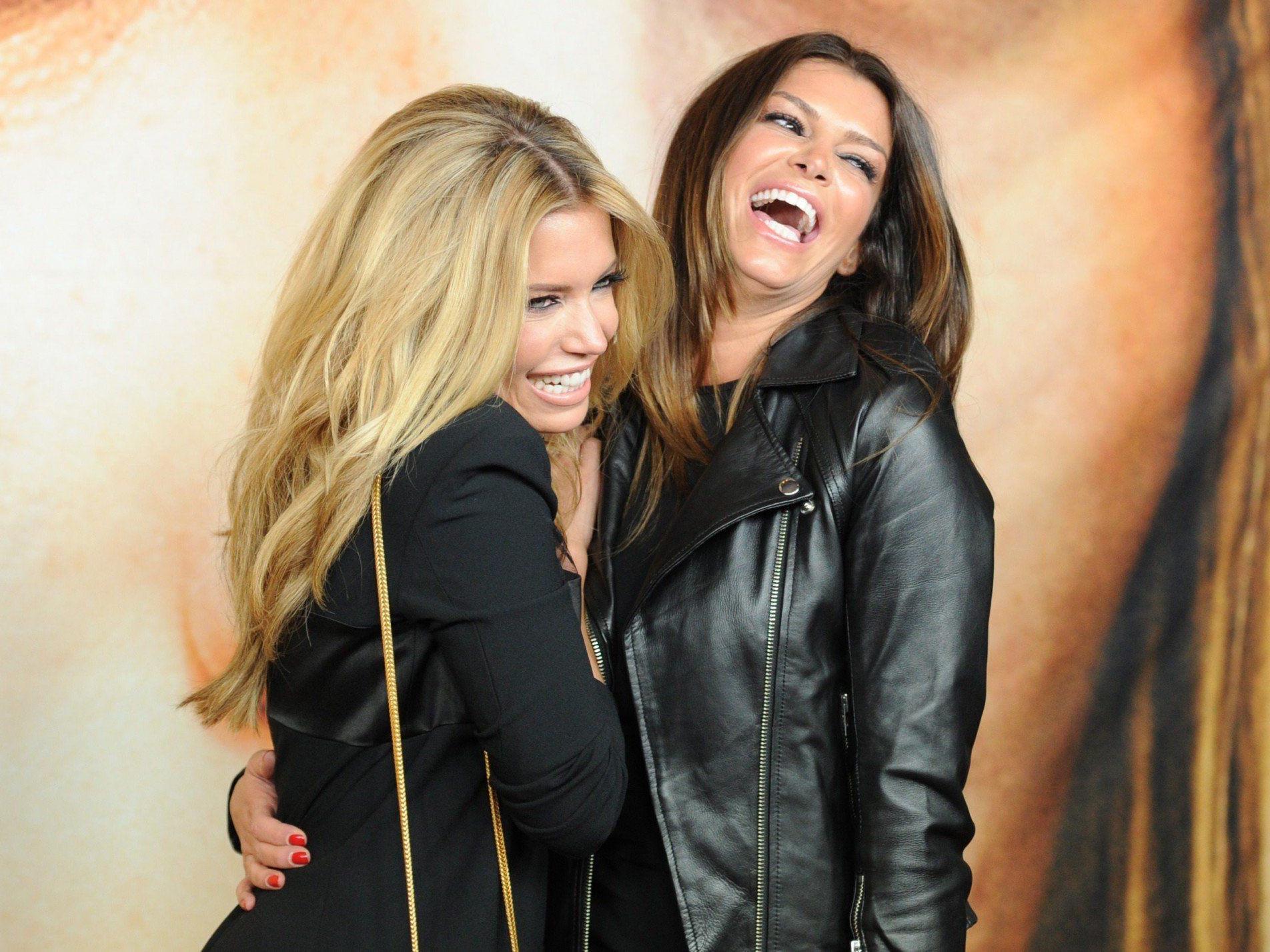 Obe Sylvie van der Vaart und Sabia Boulahrouz gemeinsam immer noch so viel zu Lachen haben?