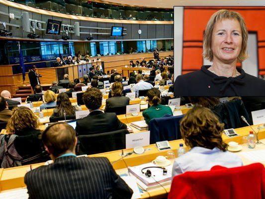 EU-Ausschuss der Regionen tagt zum 100. Mal - Nußbaumer vertritt Interessen Vorarlbergs in Brüssel.