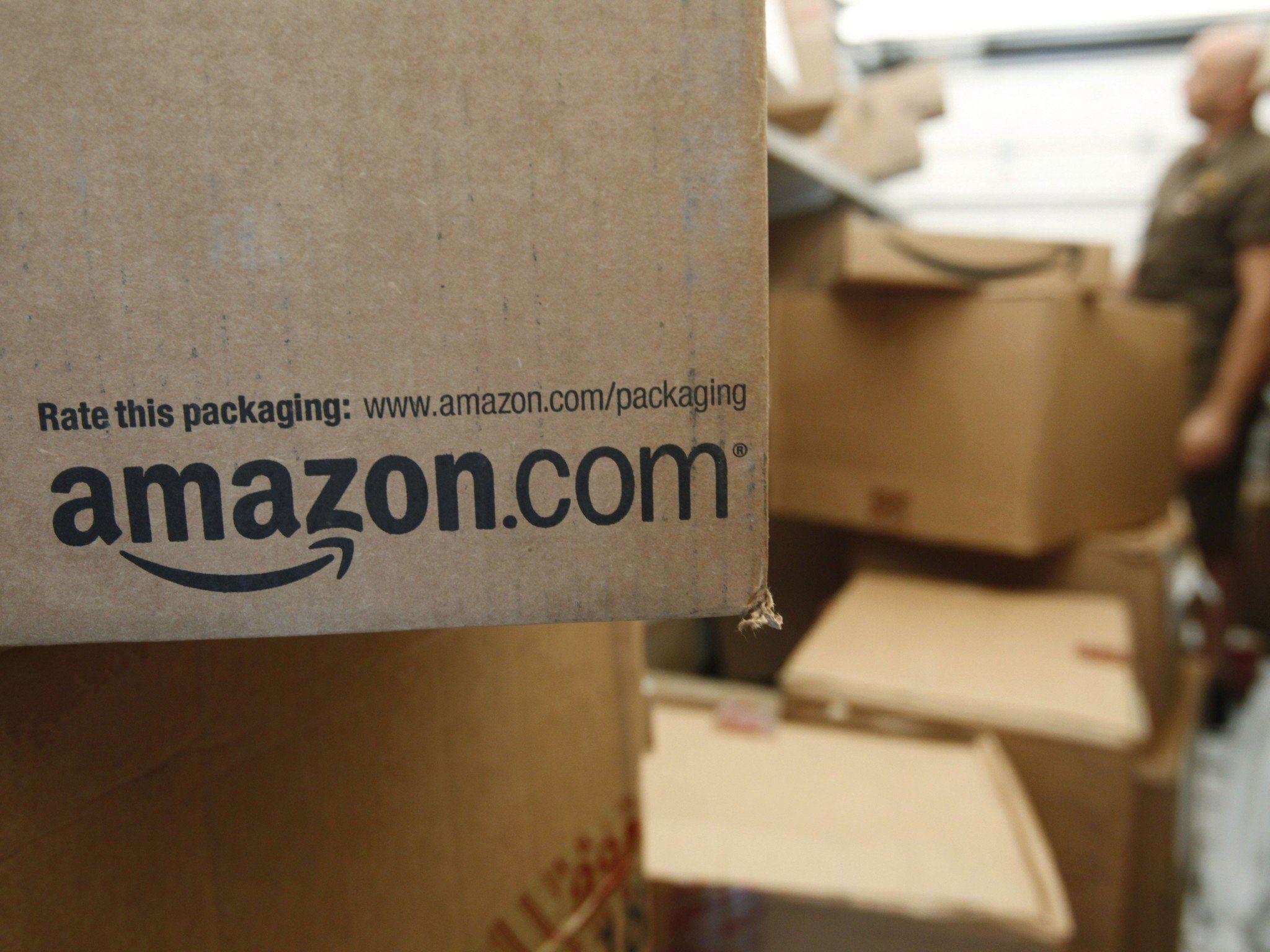 Zwölf Prozent wollen nicht mehr bei Online-Händler kaufen.