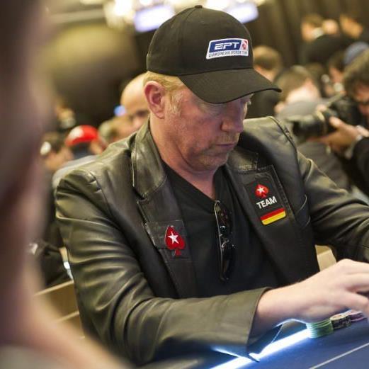 Boris Becker ist leidenschaftlicher Poker-Spieler