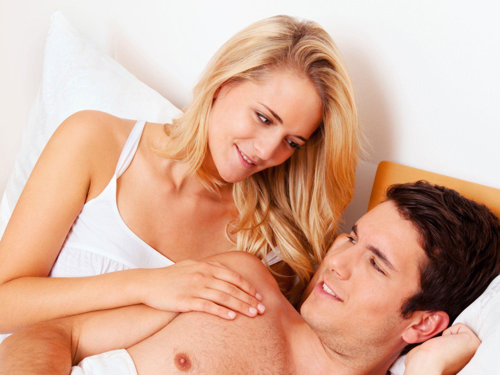 Mehr Volumen finden Frauen attraktiver.