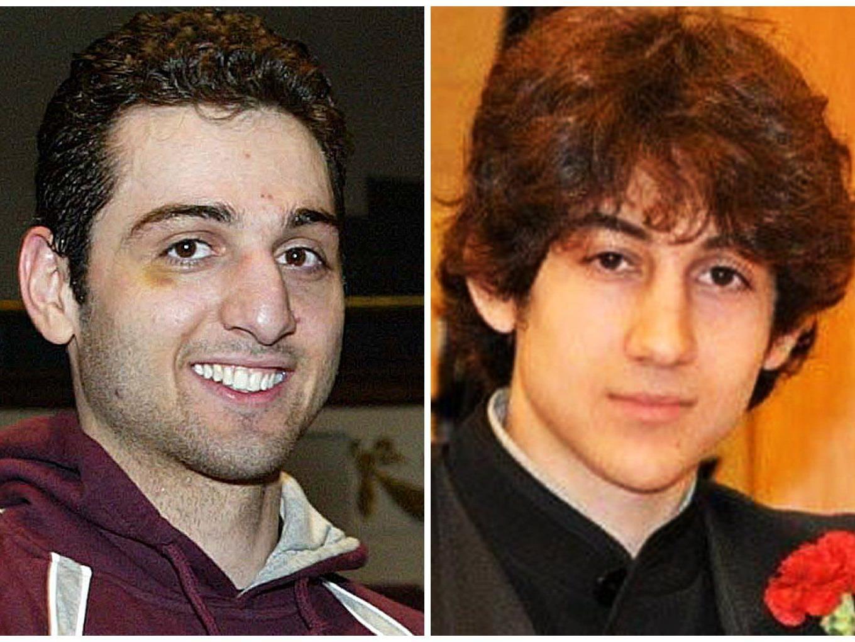 Das Brüderpaar Tamerlan Tsarnaev (l.) und Dzhokhar (19) gibt noch das eine oder andere Rätsel auf.