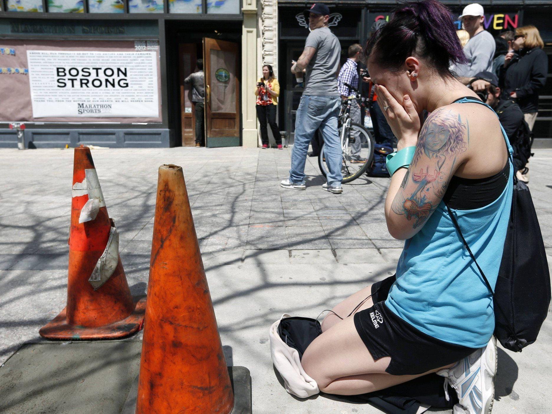 Nach Anschlag auf Boston-Marathon - weitere Anschlagsziele bekannt geworden.
