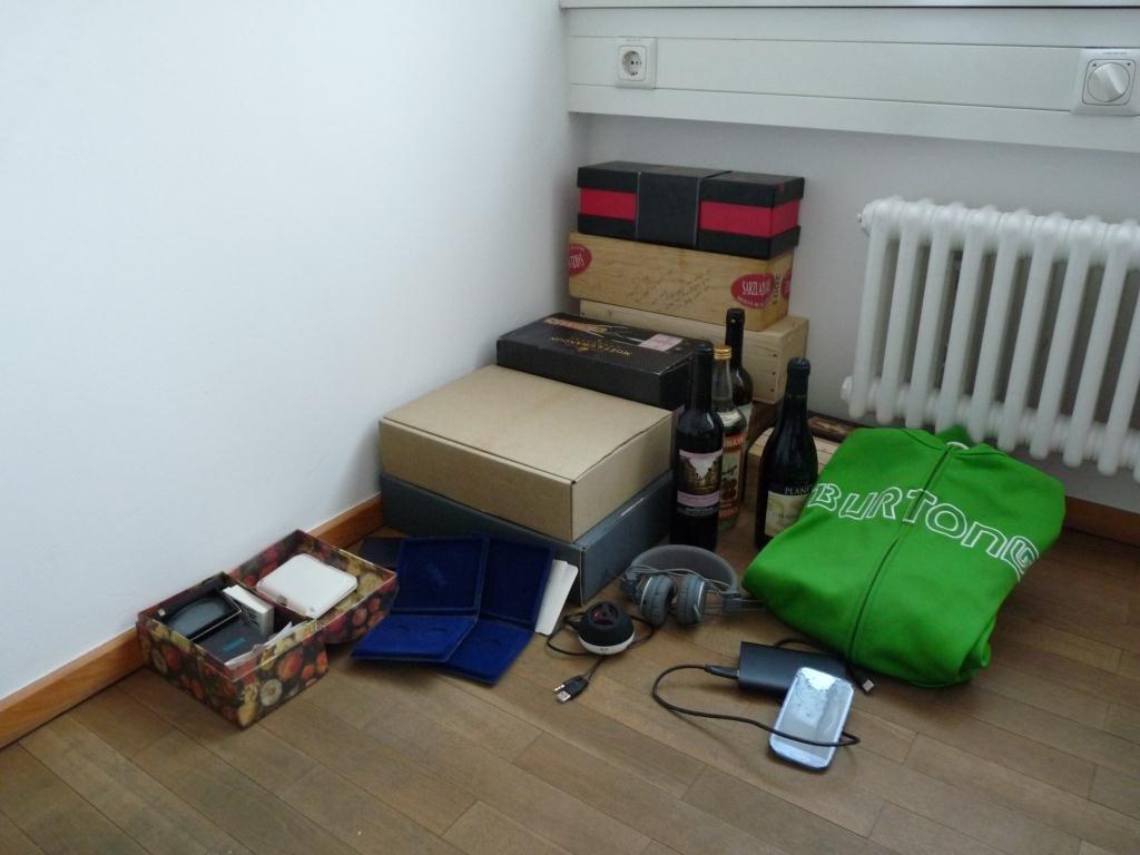 Beim Versuch das Diebesgut (siehe Bild) zu verkaufen, wurde ein Einbrecher-Trio in Bregenz gefasst.