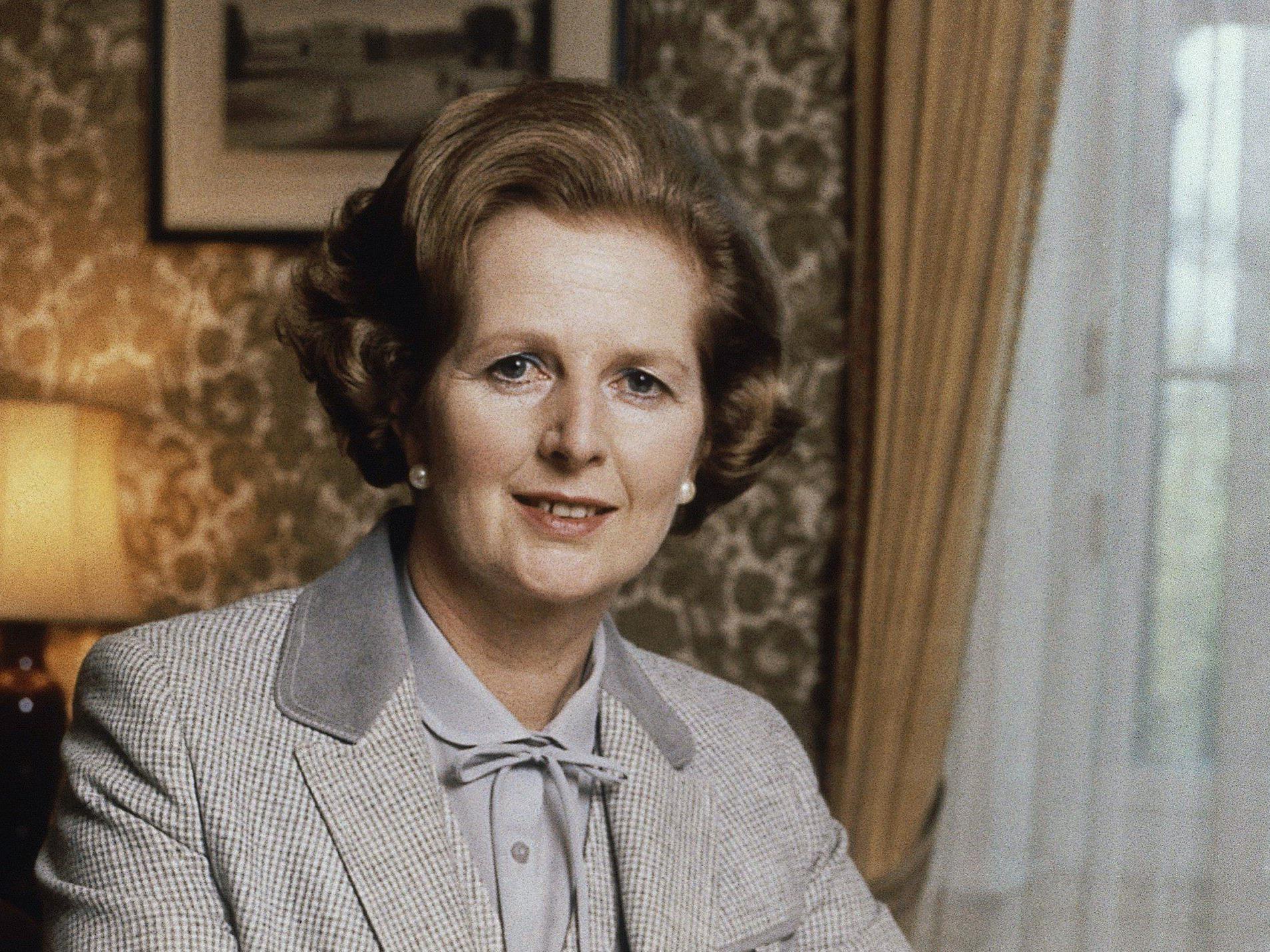 Margaret Thatcher: Von der Greißler-Tochter zur Weltpolitikerin.