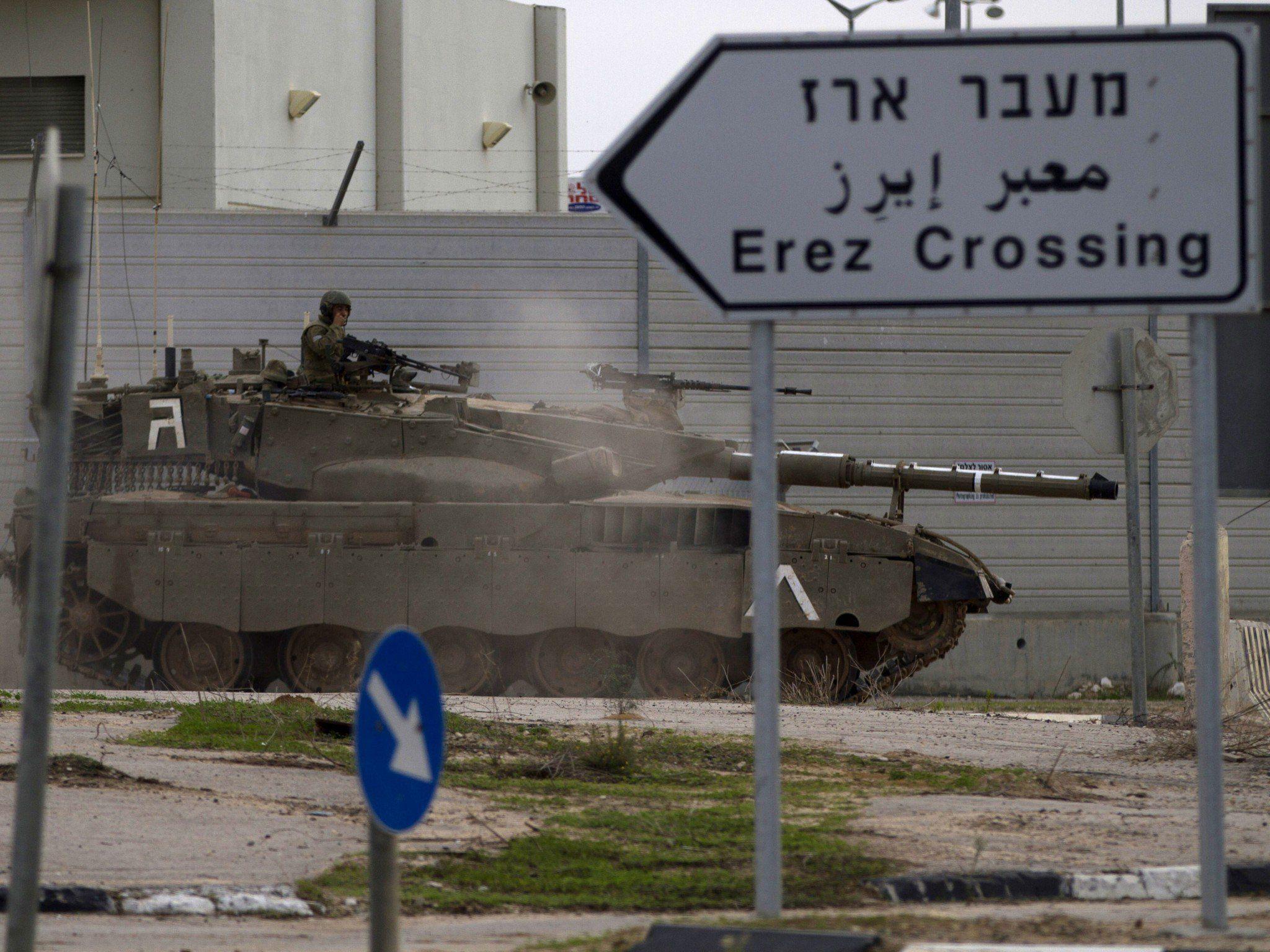 Zwei zentrale Übergänge in den Gazastreifen geschlossen.