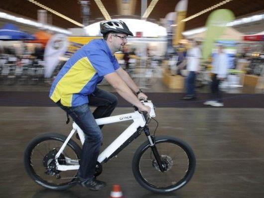 Laut VCÖ ist jedes zehnte neue gekaufte Rad ein E-Bike.
