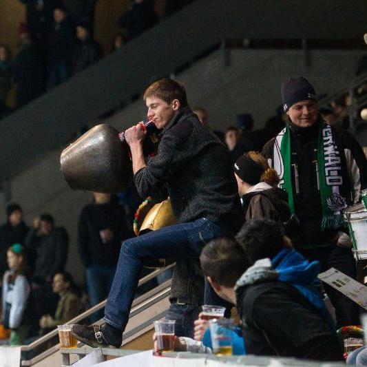 Der EHC Bregenzerwald veranstaltet eine Fanfahrt zum letzten Spiel.