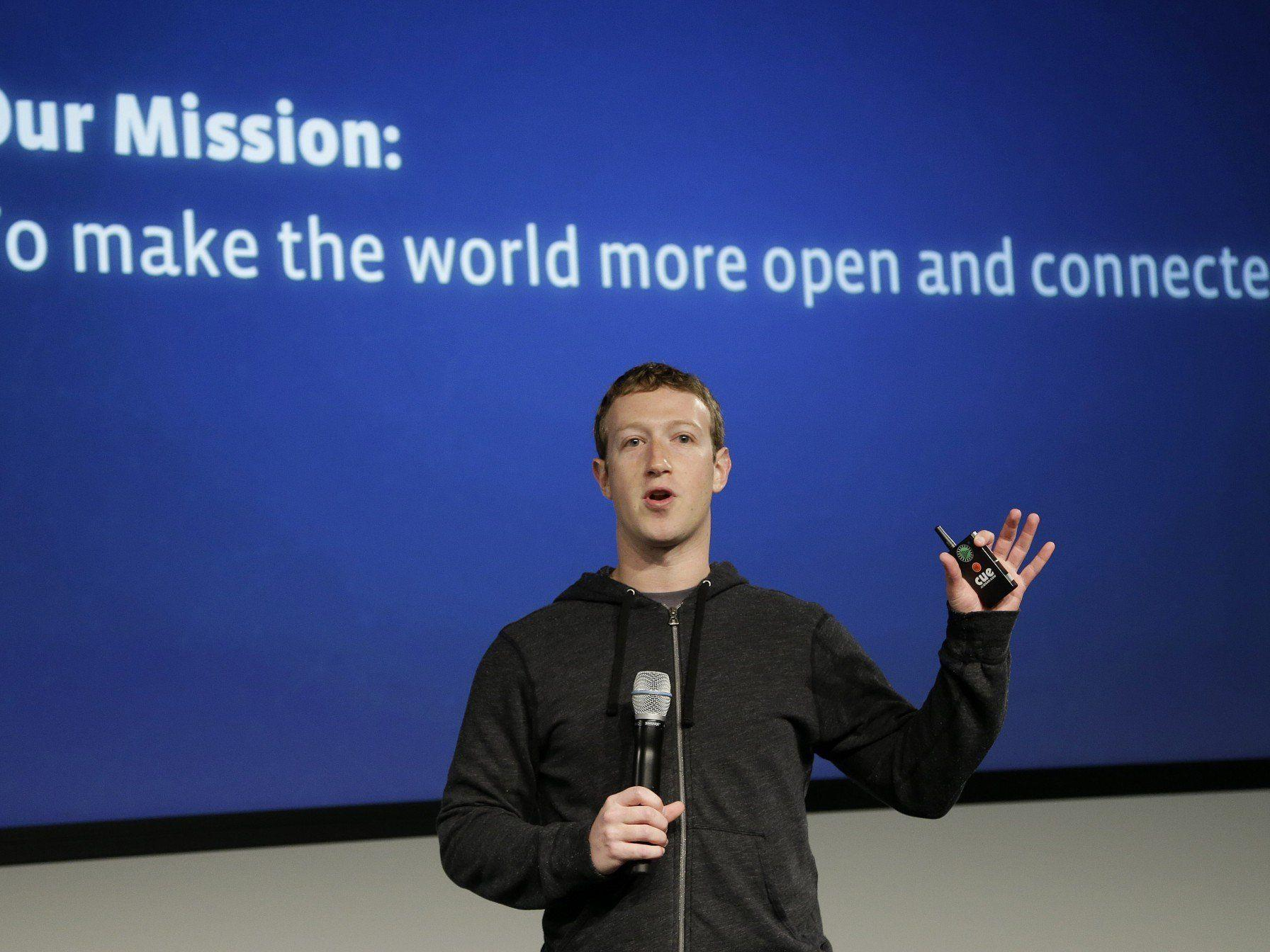 Werbung auf Facebook wird noch stärker personalisiert ...