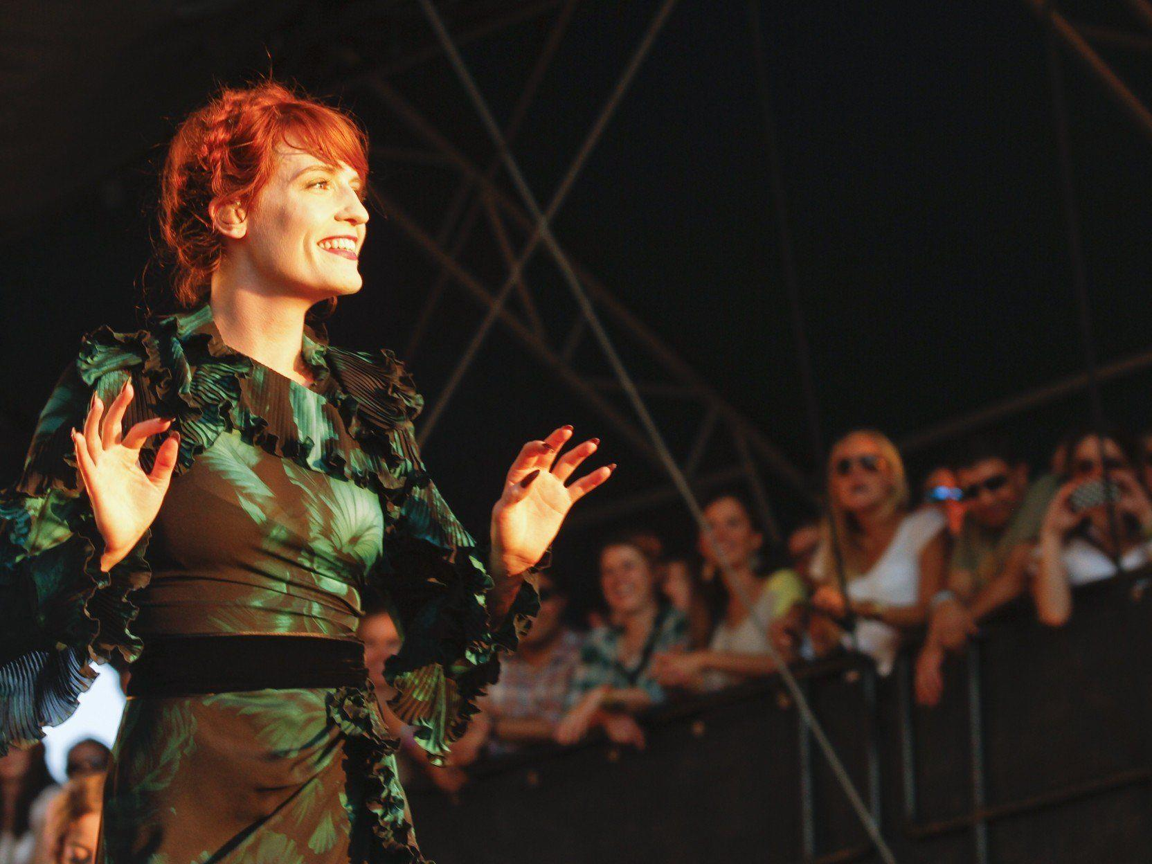Florence and the Machine mit neuem Song.