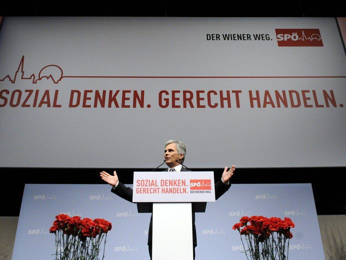 Faymann zum Bankdatenaustausch: Österreich muss klaren Beitrag leisten