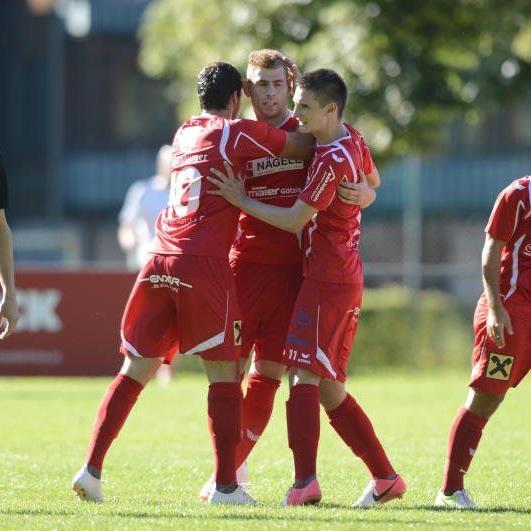 Rankweil will im Vorderlandderby gegen Röthis drei Punkte holen.