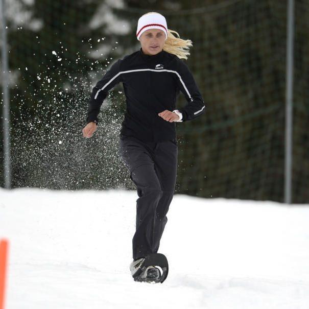 Yvonne van Vlerken wird bei der 6. Auflage beim Schlossberglauf in Hohenems dabei sein.