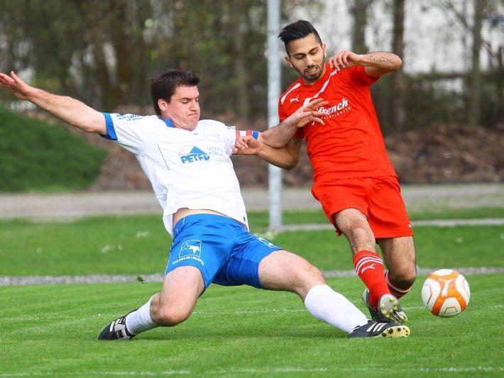 Güney Soylu schoss zwei Tore beim 3:2-Heimsieg von Schwarzach.