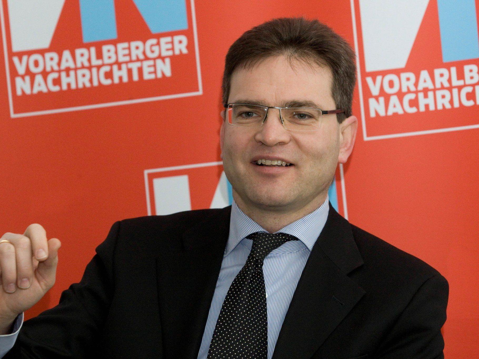 """Vorarlberger Notariatssprecher Richard Forster: """"Exaktes Kennzeichnen ist äußerst wichtig"""""""