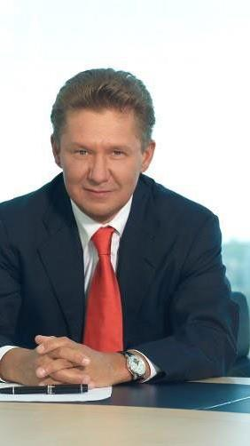 Der Energieriese (im Bild CEO Alexey Miller) soll den Markt für Gasleitungen eingeschränkt haben.