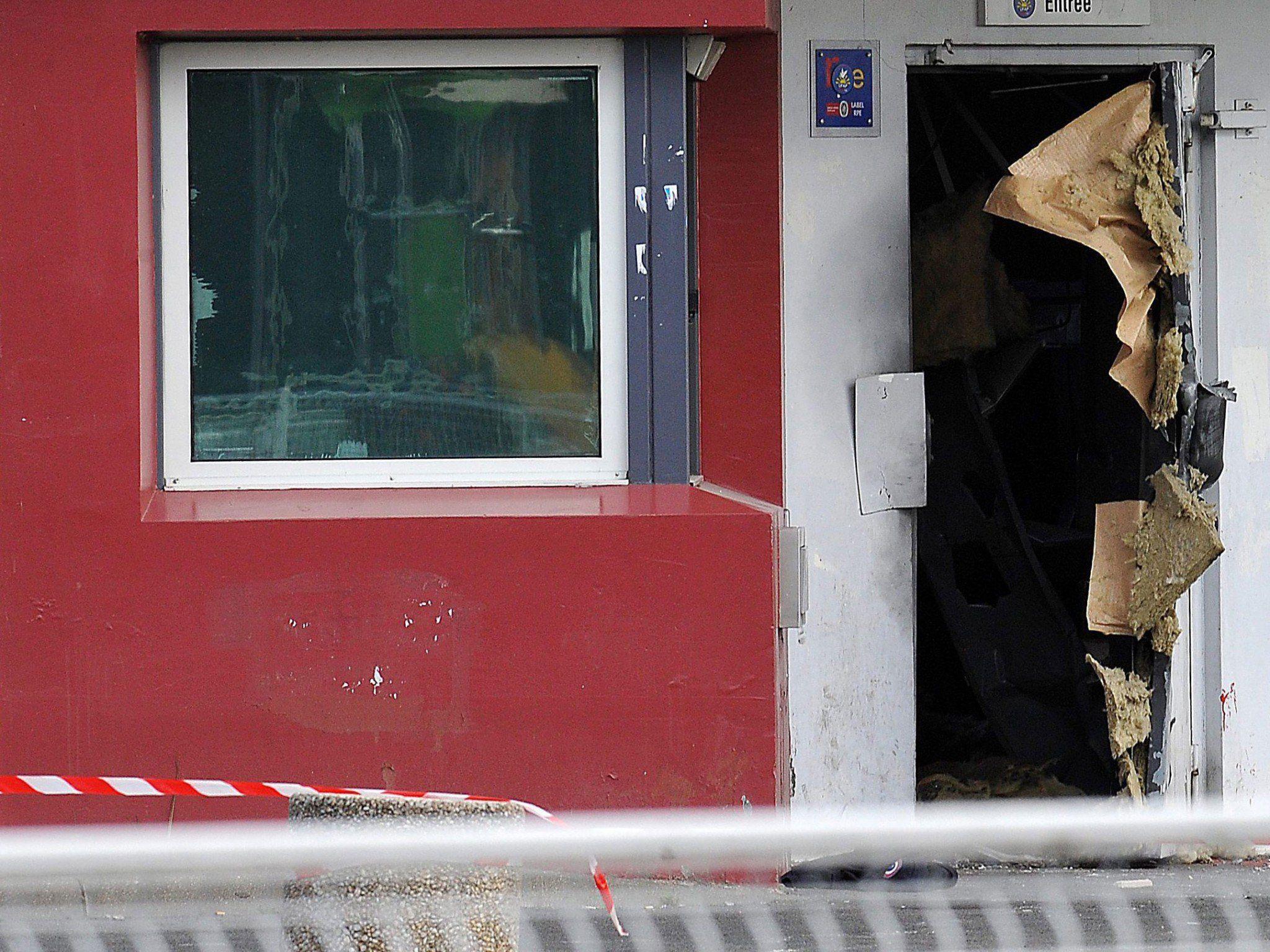 Spektakuläre Flucht: Sprengte mehrere Türen der Justizanstalt.