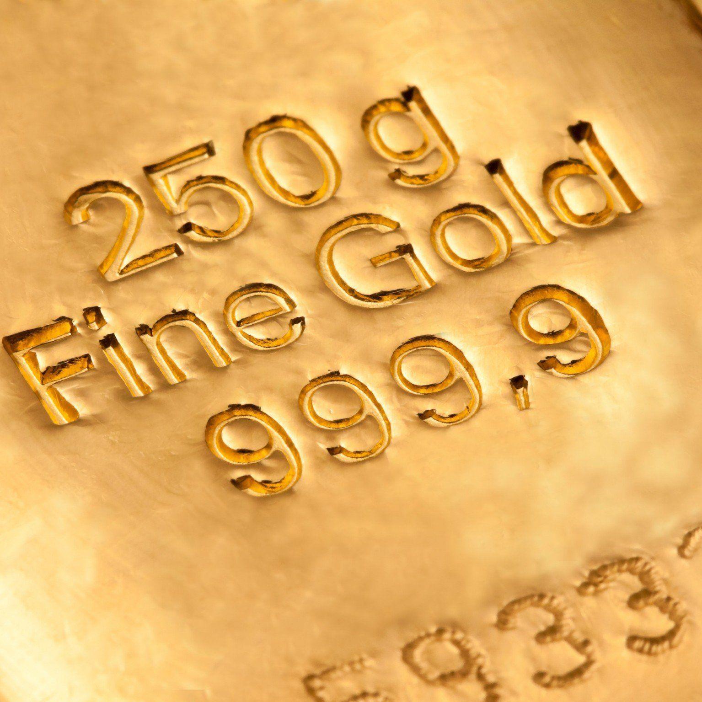 Fünf der elf größten Goldschmelzwerke in der Schweiz angesiedelt.