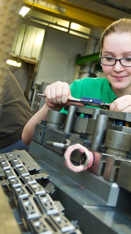 Die KMUs bleiben der Jobmotor im Ländle.