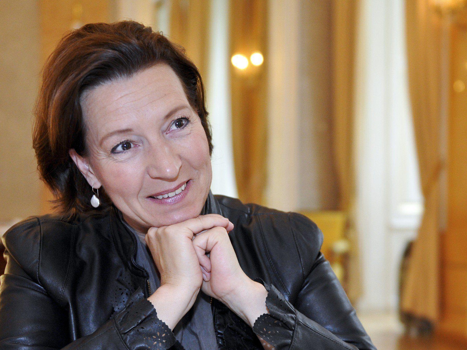 Ministerin Gabriele Heinisch-Hosek ist im VOL.AT-Chat zu Gast.