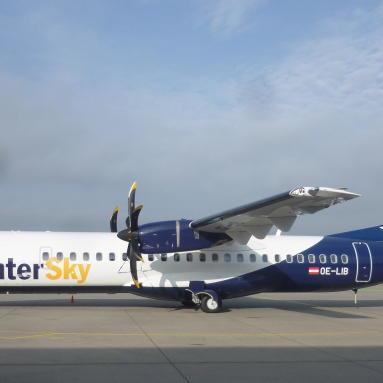 Salzburg - Zürich: InterSky bietet täglich drei Flüge an - Abkommen mit Swiss vor Abschluss.
