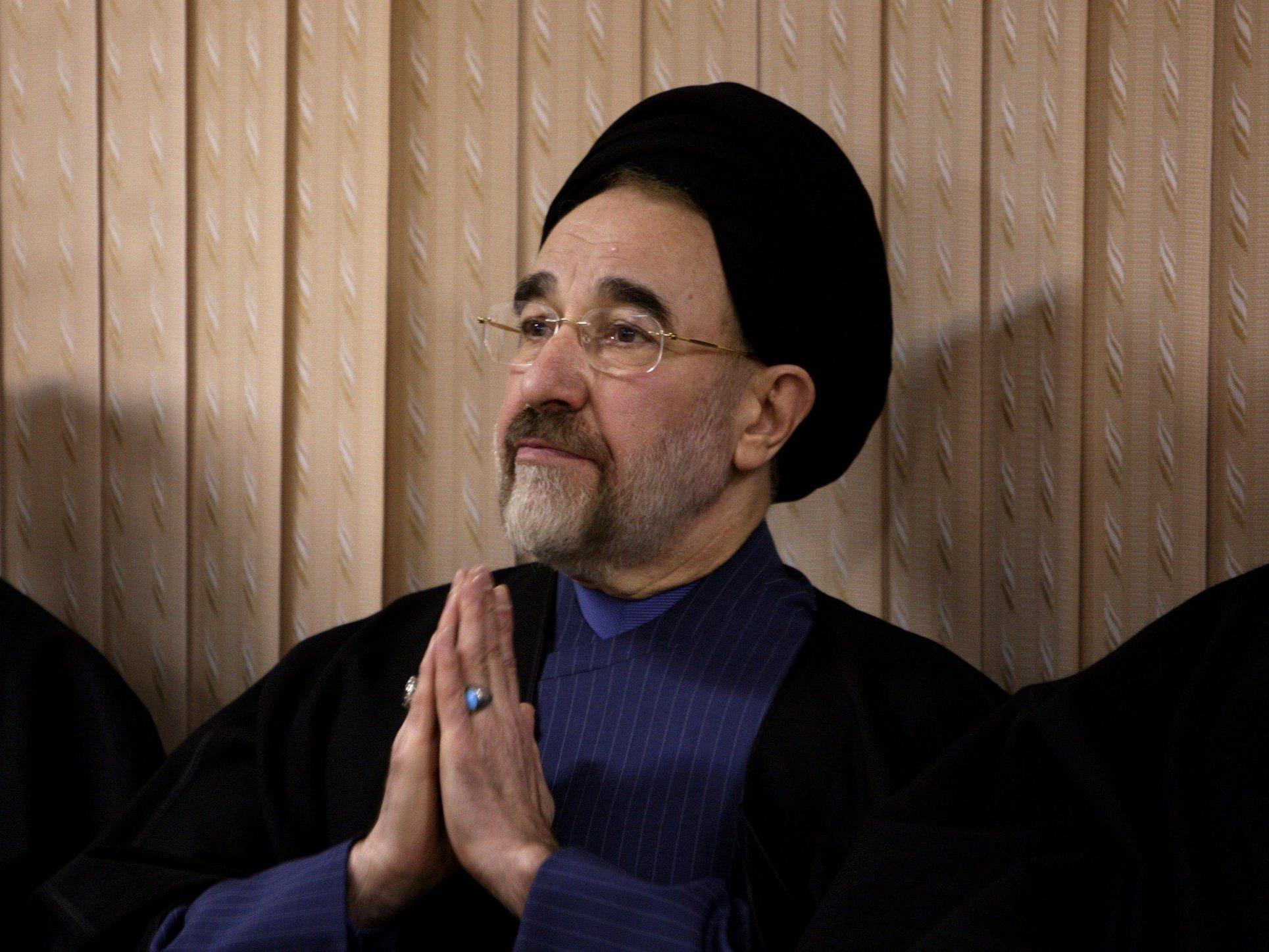 Khatami will sich in den nächsten Tagen entscheiden.