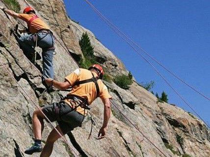 Kletterunfall am Sonntag auf der Hohen Wand in NÖ.