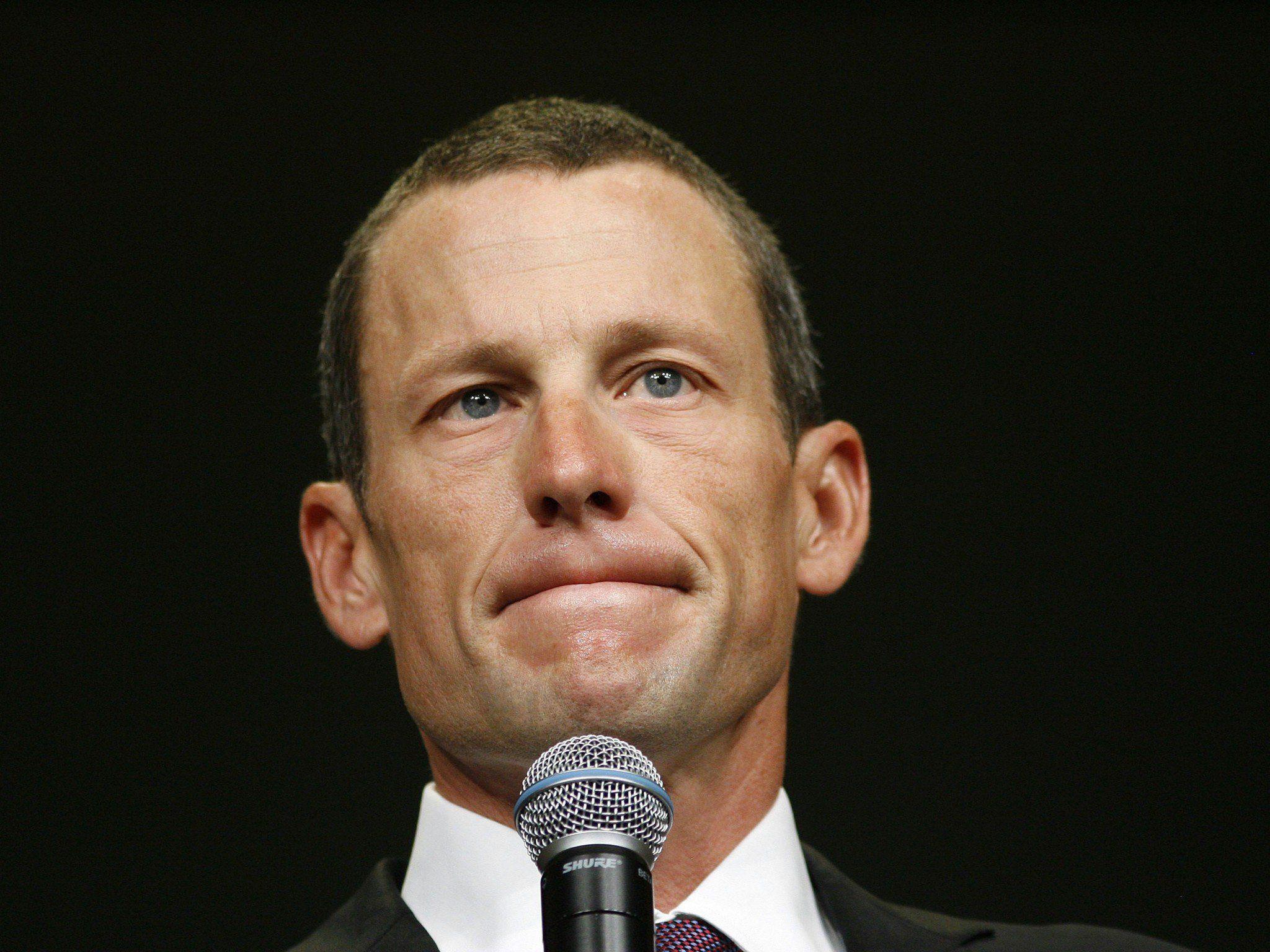 Armstrong steht über drei Kraul-Distanzen auf der Startliste.