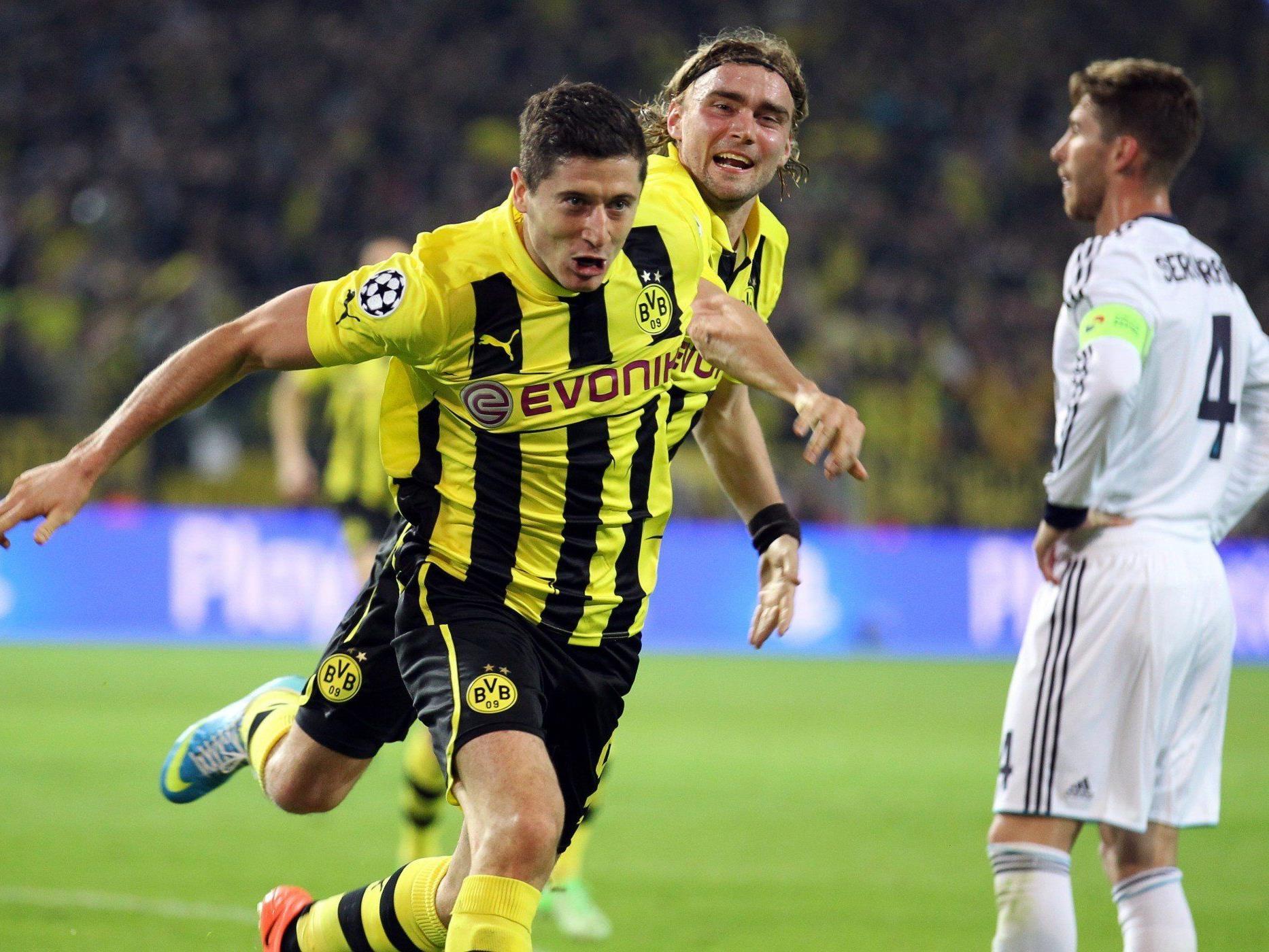 Gerüchte um Lewandowski-Wechsel nehmen kein Ende - Bayern dementiert, keine Stellungnahme von Dortmund.