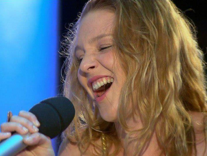 """Lisa schaffte es bei der Castingshow """"X-Factor"""" in der Kategorie Sängerin auf Platz drei."""