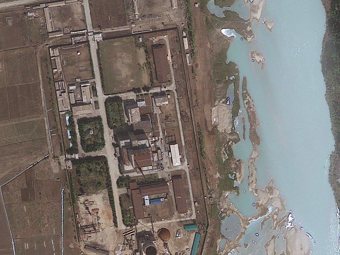 """""""Washington Post"""": Pjöngjang möglicherweise zur Urananreicherung fähig"""