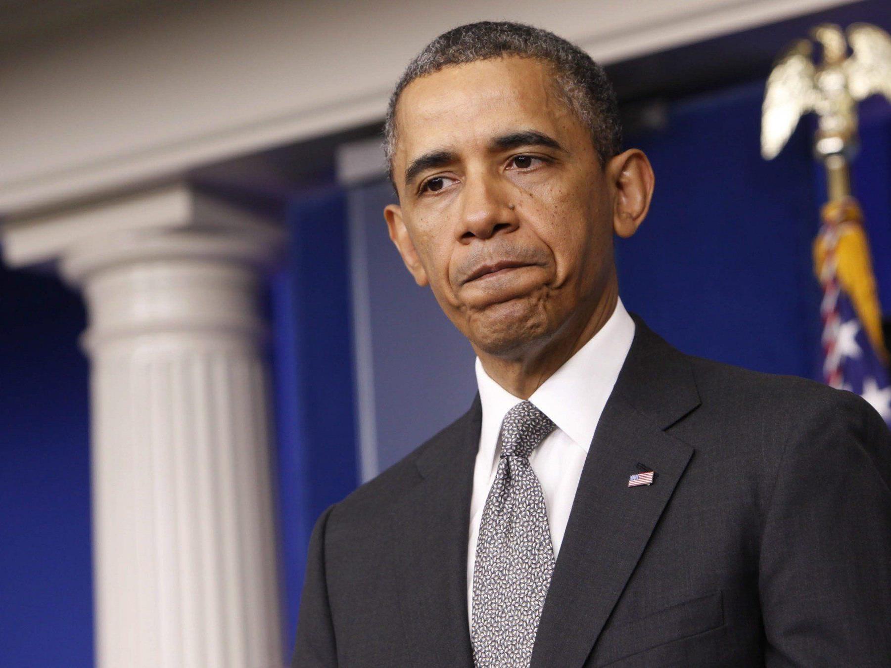 Schreiben an US-Präsidenten erreichte Weißes Haus nicht.