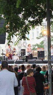 Erste Acts für das 4. Popfest in Wien wurden bekannt gegeben.