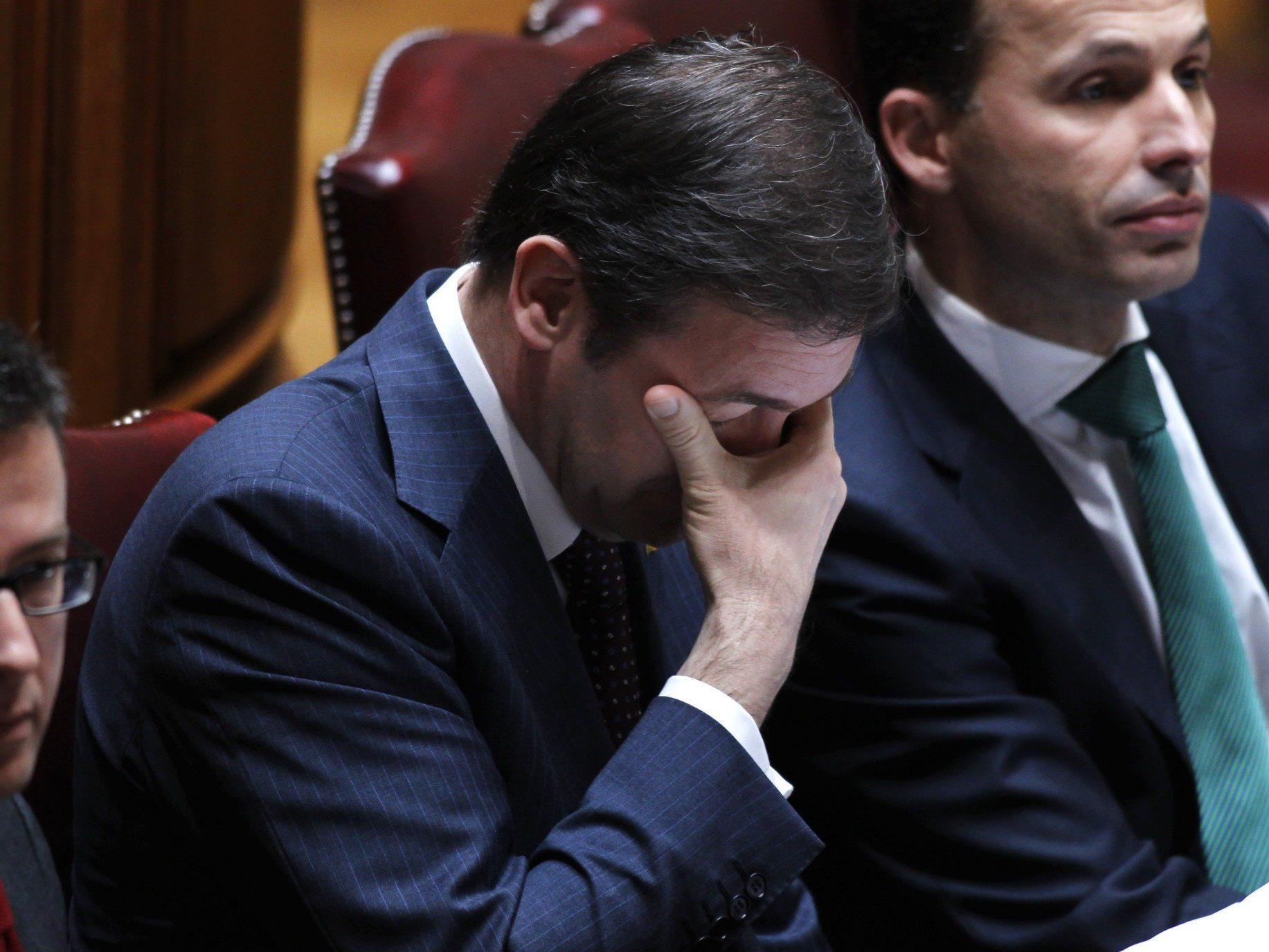 Porugals Sparpaket illegal - schwerer Rückschlag für konservative Regierung.