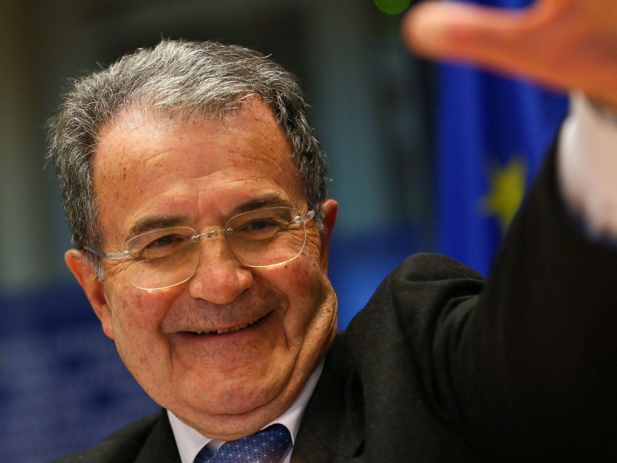 Vorschlag von PD-Chef Bersani vor Beginn des dritten Wahlgangs.
