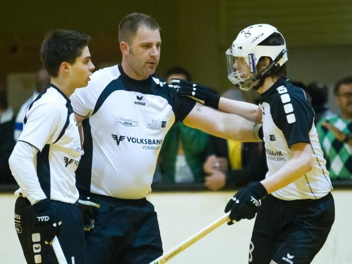 Der RHC Dornbirn startet mit einem Heimspiel ins Play-off