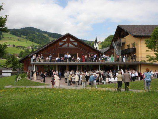 30.000 Besucher aus aller Welt kommen alljährlich zur Schubertiade nach Schwarzenberg.