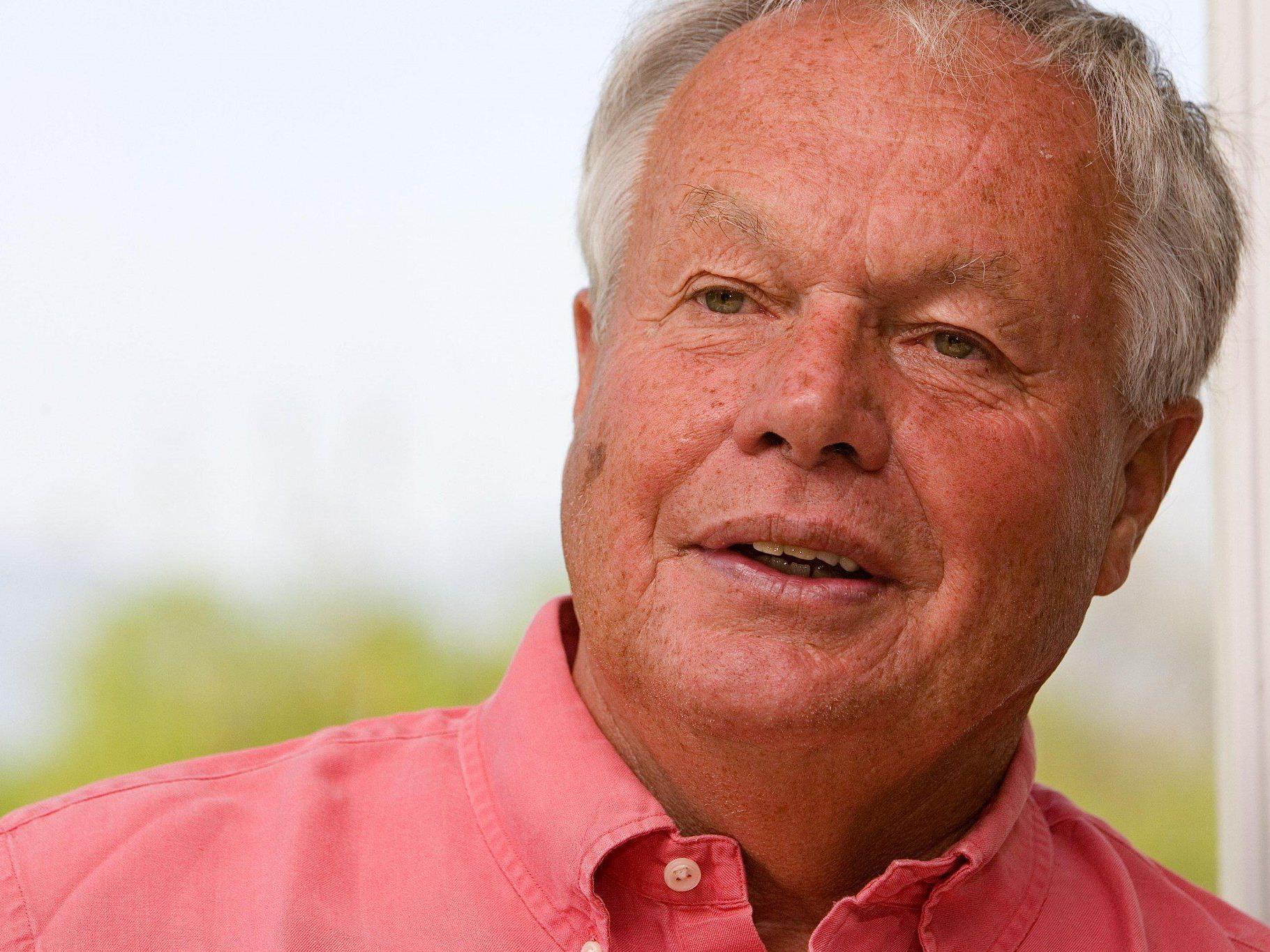 SkyTaxi-Geschäftsführer Rolf Seewald..