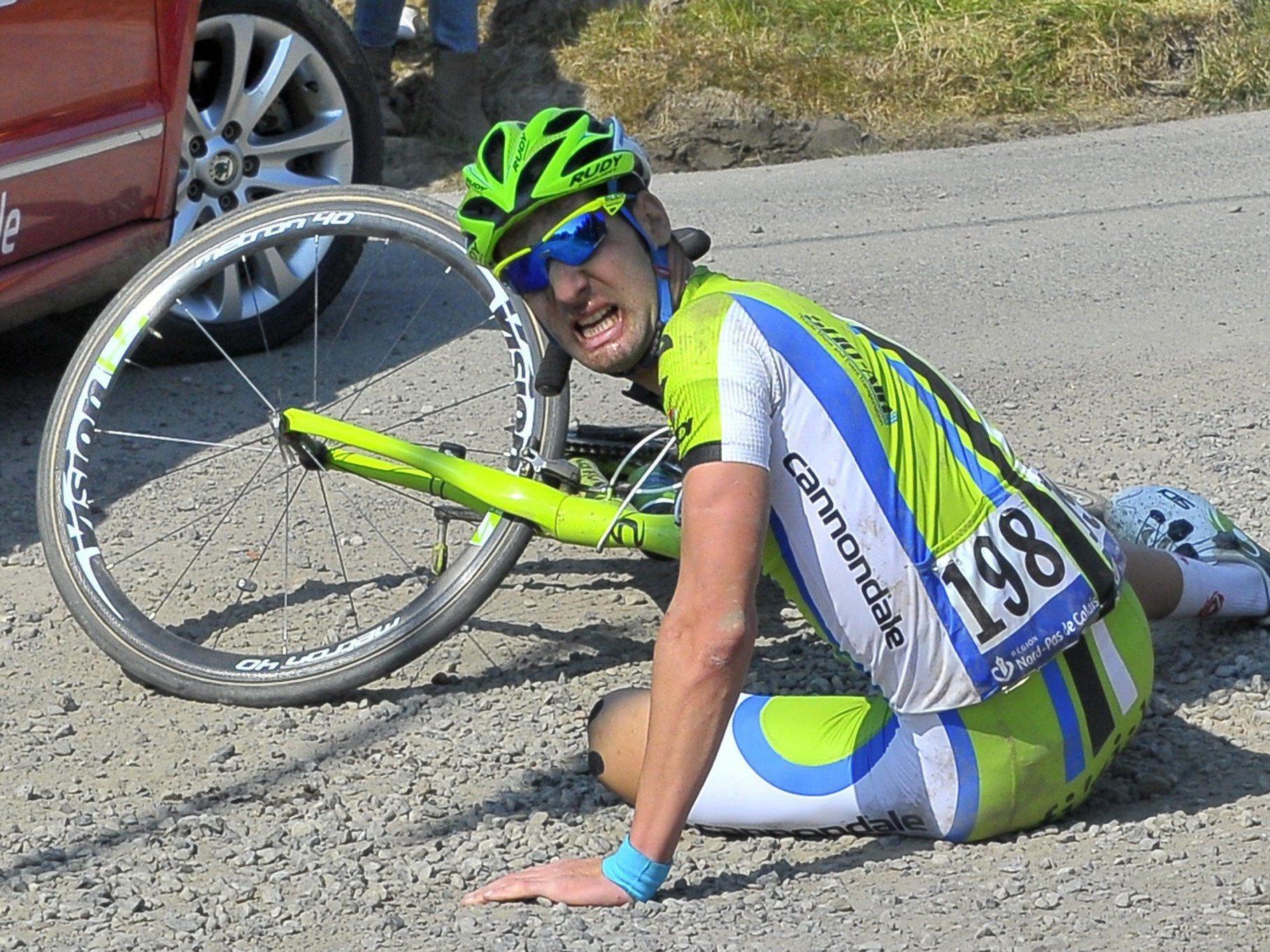 Von Paris nach Roubaix ist ein Radklassiker, aber auch eines der brutalsten Rennen.